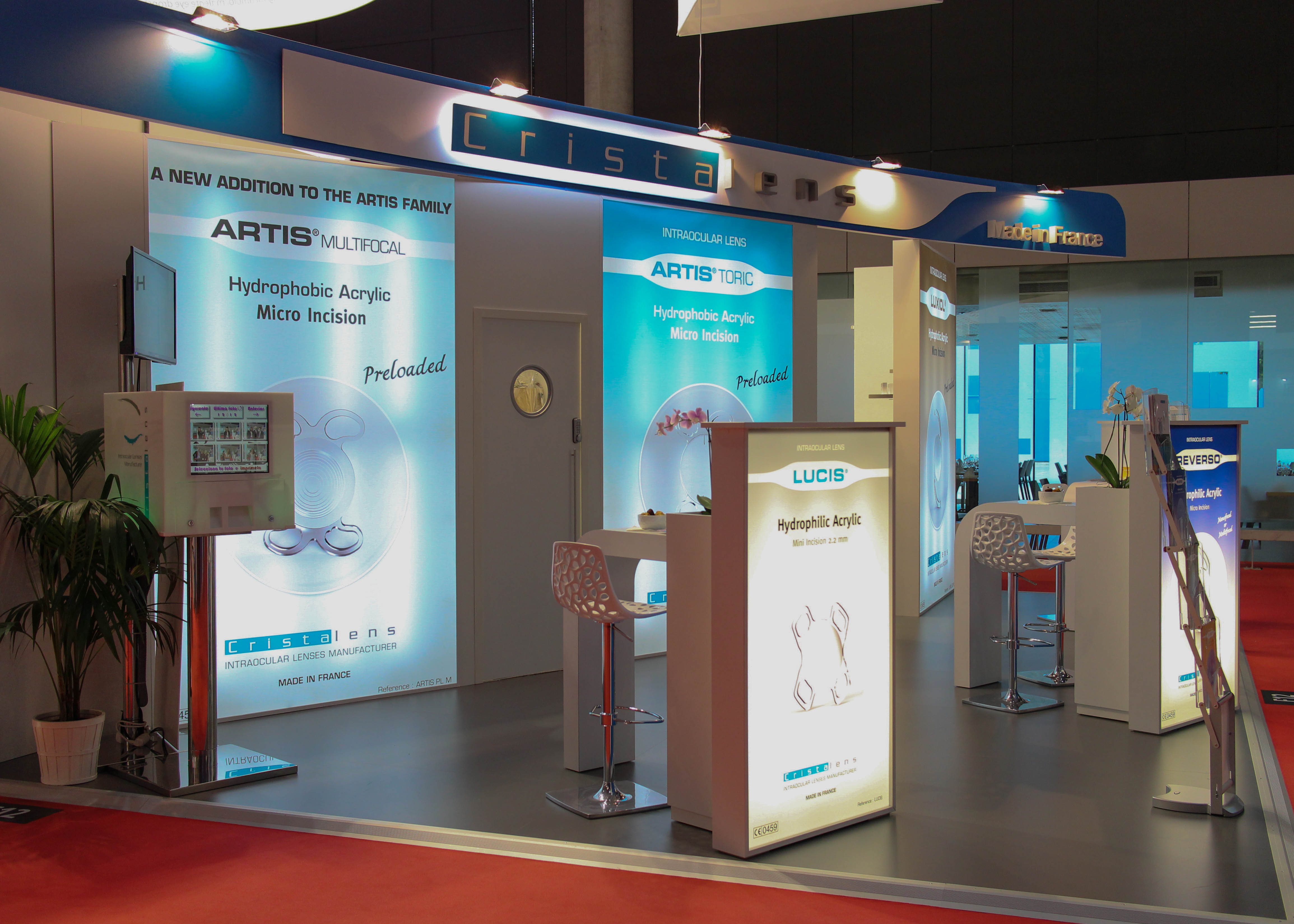 Stand ESCRS 2015 (2)