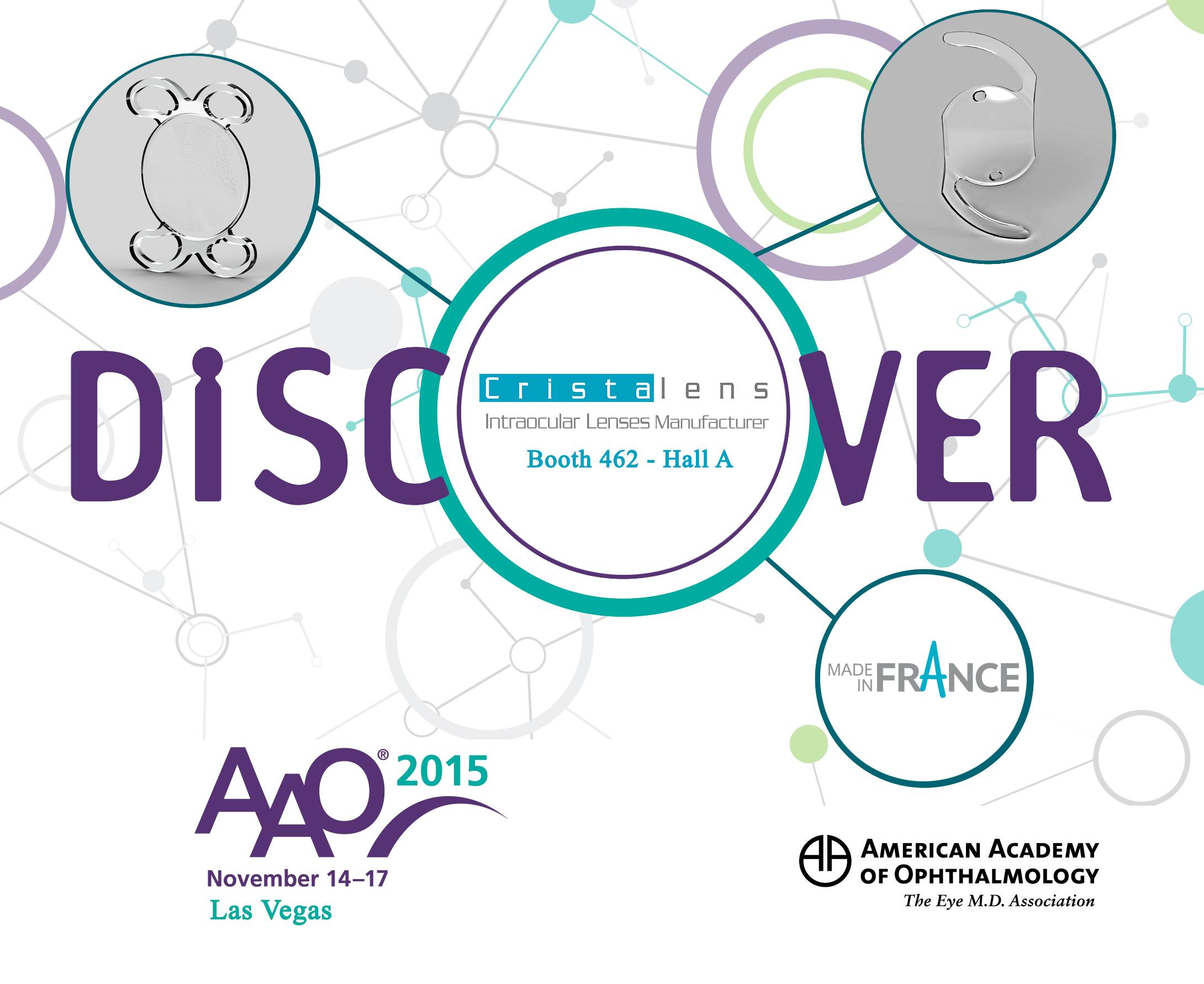 Mailing AAO 2015